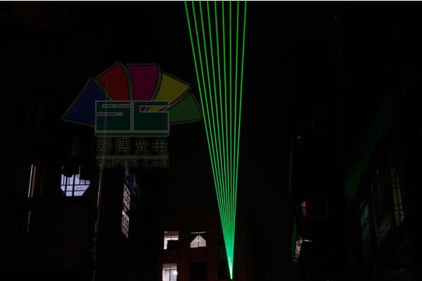 地标激光灯