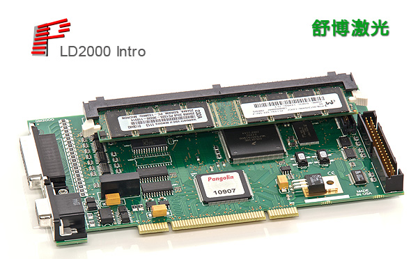 Pangolin LD2000 Intro