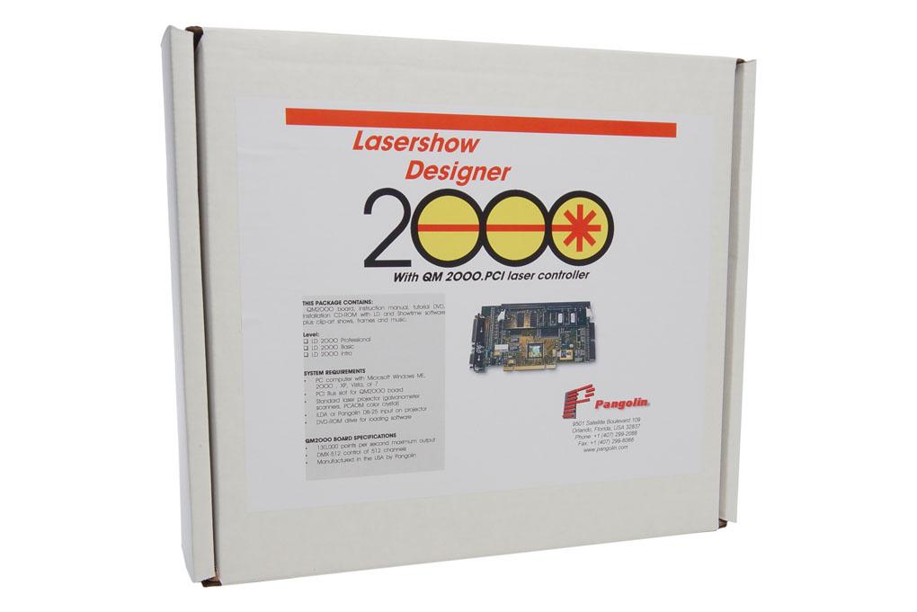 Pangolin LD2000