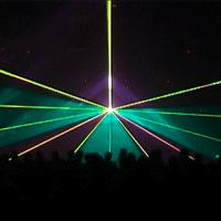 激光灯光束特效