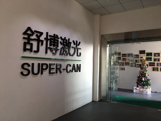 SUPER-CAN Laser
