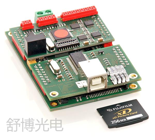 FB3-SE激光灯控制卡