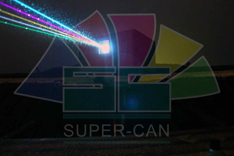 Waterproof Sky beam laser