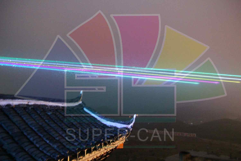 彩色地标激光灯